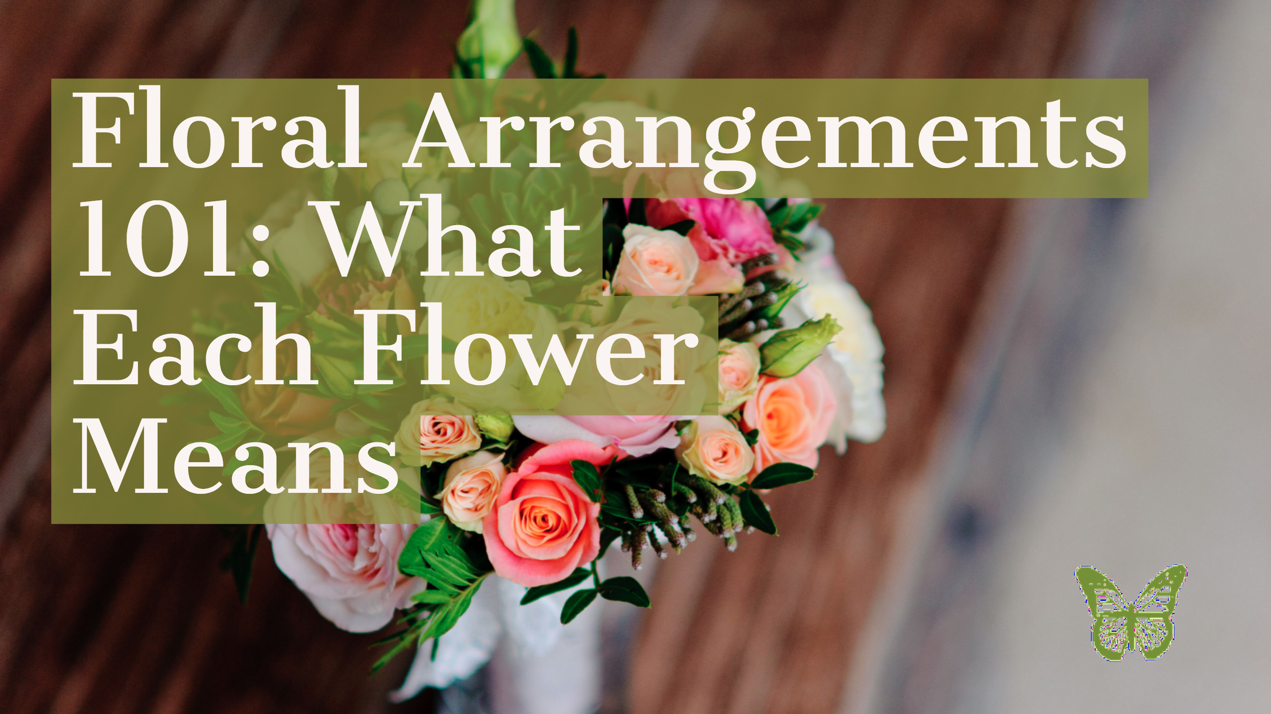 To make the process of choosing floral arrangements easier, we are sharing the meaning behind the most commonly used flowers for funeral arrangements