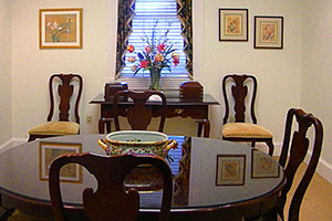 Conference Table at Ascension Funerals and Cremations of Mobile, AL